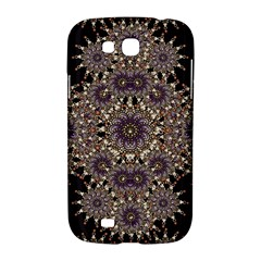 Luxury Ornament Refined Artwork Samsung Galaxy Grand GT-I9128 Hardshell Case