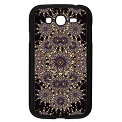 Luxury Ornament Refined Artwork Samsung Galaxy Grand Duos I9082 Case (black)