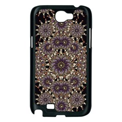 Luxury Ornament Refined Artwork Samsung Galaxy Note 2 Case (Black)