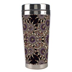 Luxury Ornament Refined Artwork Stainless Steel Travel Tumbler