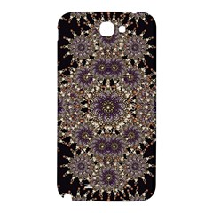 Luxury Ornament Refined Artwork Samsung Note 2 N7100 Hardshell Back Case