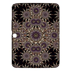 Luxury Ornament Refined Artwork Samsung Galaxy Tab 3 (10.1 ) P5200 Hardshell Case