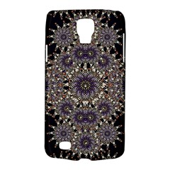 Luxury Ornament Refined Artwork Samsung Galaxy S4 Active (I9295) Hardshell Case