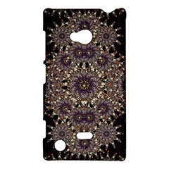 Luxury Ornament Refined Artwork Nokia Lumia 720 Hardshell Case