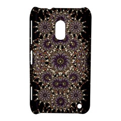 Luxury Ornament Refined Artwork Nokia Lumia 620 Hardshell Case