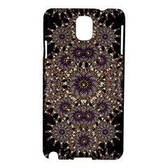 Luxury Ornament Refined Artwork Samsung Galaxy Note 3 N9005 Hardshell Case