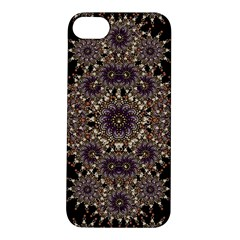 Luxury Ornament Refined Artwork Apple iPhone 5S Hardshell Case