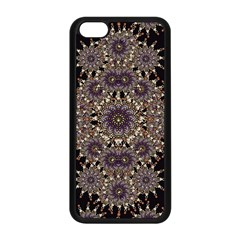 Luxury Ornament Refined Artwork Apple iPhone 5C Seamless Case (Black)