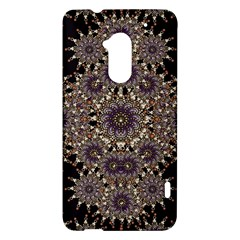 Luxury Ornament Refined Artwork HTC One Max (T6) Hardshell Case