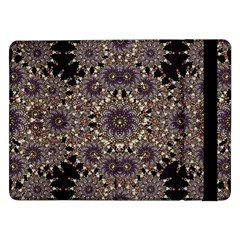 Luxury Ornament Refined Artwork Samsung Galaxy Tab Pro 12.2  Flip Case
