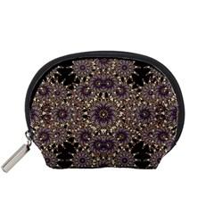 Luxury Ornament Refined Artwork Accessories Pouch (Small)