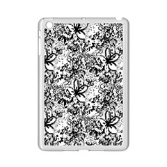 Flower Lace Apple iPad Mini 2 Case (White)