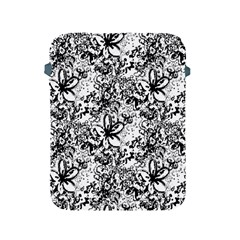 Flower Lace Apple Ipad Protective Sleeve