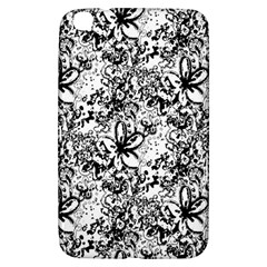 Flower Lace Samsung Galaxy Tab 3 (8 ) T3100 Hardshell Case