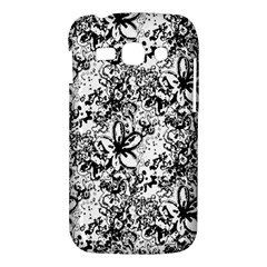 Flower Lace Samsung Galaxy Ace 3 S7272 Hardshell Case