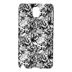 Flower Lace Samsung Galaxy Note 3 N9005 Hardshell Case