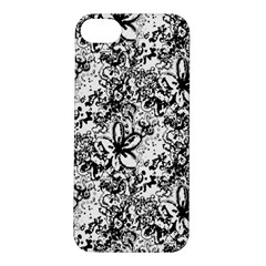 Flower Lace Apple iPhone 5S Hardshell Case