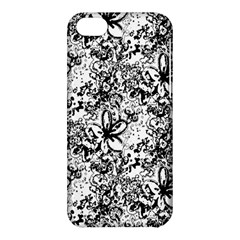 Flower Lace Apple iPhone 5C Hardshell Case