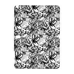 Flower Lace Samsung Galaxy Note 10.1 (P600) Hardshell Case