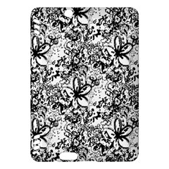 Flower Lace Kindle Fire HDX 7  Hardshell Case