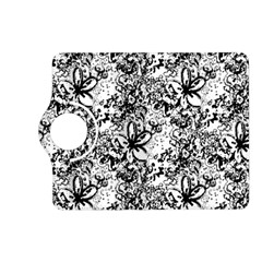 Flower Lace Kindle Fire Hd 7  (2nd Gen) Flip 360 Case