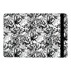 Flower Lace Samsung Galaxy Tab Pro 10 1  Flip Case