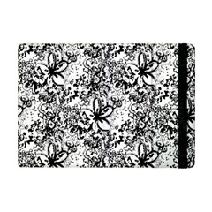 Flower Lace Apple iPad Mini 2 Flip Case