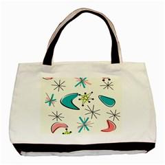 Atomic Era Inspired Classic Tote Bag