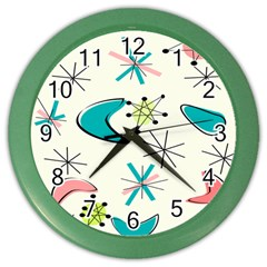 Atomic New 11 Wall Clock (Color)