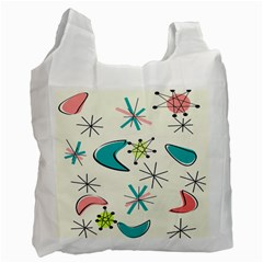 Atomic New 11 White Reusable Bag (Two Sides)