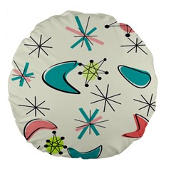 Atomic New 11 18  Premium Round Cushion