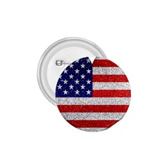 Grunge Heart Shape G8 Flags 1 75  Button