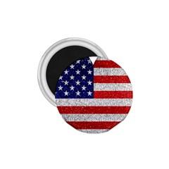 Grunge Heart Shape G8 Flags 1.75  Button Magnet