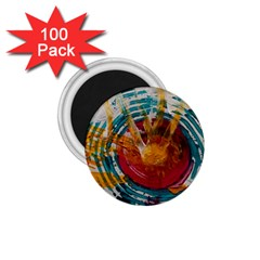 Art Therapy 1.75  Button Magnet (100 pack)