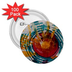 Art Therapy 2.25  Button (100 pack)