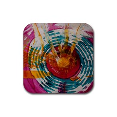 Art Therapy Drink Coasters 4 Pack (Square)