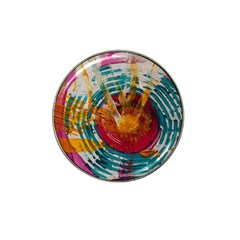 Art Therapy Golf Ball Marker (for Hat Clip)