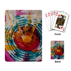 Art Therapy Playing Cards Single Design
