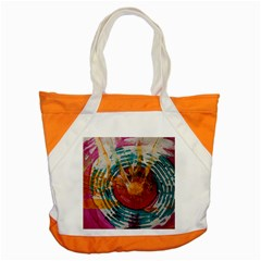 Art Therapy Accent Tote Bag