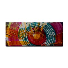 Art Therapy Hand Towel