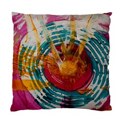 Art Therapy Cushion Case (two Sided)