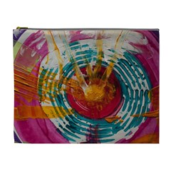 Art Therapy Cosmetic Bag (xl)