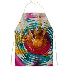 Art Therapy Apron