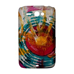 Art Therapy HTC ChaCha / HTC Status Hardshell Case