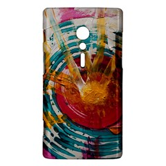 Art Therapy Sony Xperia ion Hardshell Case