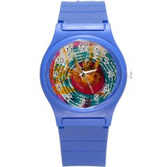 Art Therapy Plastic Sport Watch (small)