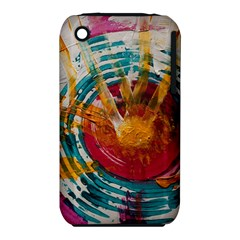 Art Therapy Apple iPhone 3G/3GS Hardshell Case (PC+Silicone)