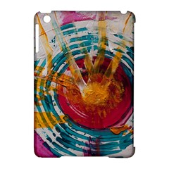 Art Therapy Apple iPad Mini Hardshell Case (Compatible with Smart Cover)