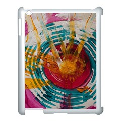 Art Therapy Apple Ipad 3/4 Case (white)