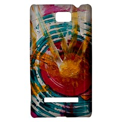 Art Therapy HTC 8S Hardshell Case